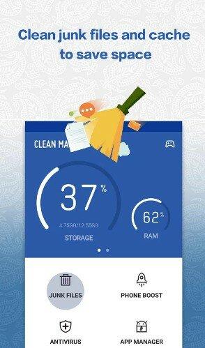 Hình 3 Tải phần mềm Clean Master - Tăng tốc độ điện thoại Android