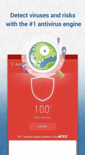 Hình 5 Tải phần mềm Clean Master - Tăng tốc độ điện thoại Android