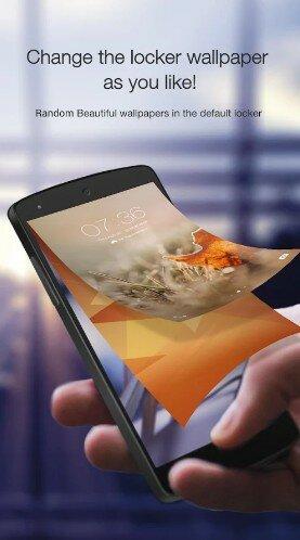 Hình 3 Tải ứng dụng khóa màn hình GO Locker cho điện thoại Android