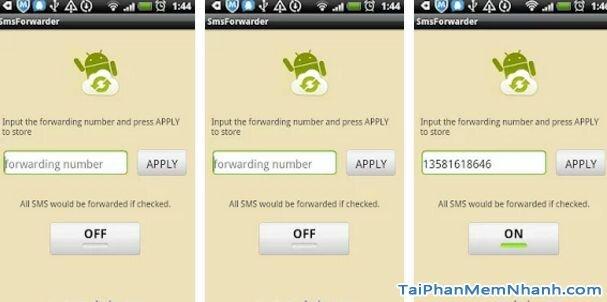 Hình 2 Tải SMSForwarder - Ứng dụng giám sát tin nhắn SMS cho Android