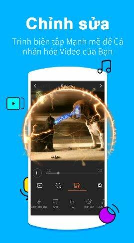 Hình 4 Tải VivaVideo- Ứng dụng quay video cho điện thoại Android