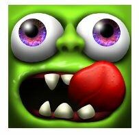 Hình 1 Tải trò chơi nổi loạn Zombie Tsunami cho Android