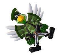 Hình 1 Tải trò chơi bắn gà Chicken Invaders 5 cho Android