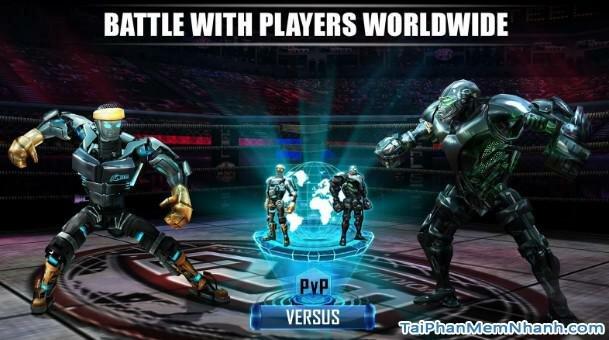 Hình 4 Cách tải game Real Steel World Robot Boxing cho Android