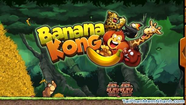 Hình 2 Tải trò chơi Banana Kong cho điện thoại Android