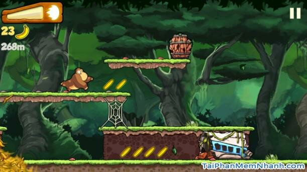 Hình 3 Tải trò chơi Banana Kong cho điện thoại Android