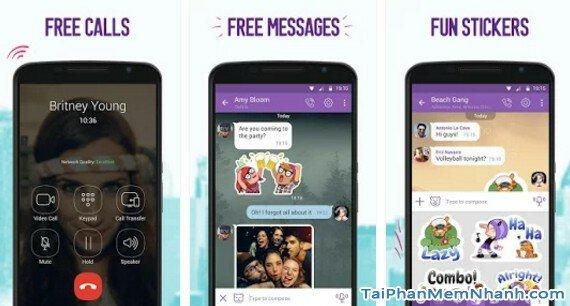 Hình 2 Tải Viber - Ứng dụng gọi điện và nhắn tin cho Android