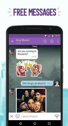 Hình 4 Tải Viber - Ứng dụng gọi điện và nhắn tin cho Android
