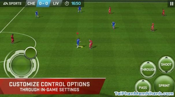 Hình 4 Cách tải game FIFA 15 Ultimate Team cho Android
