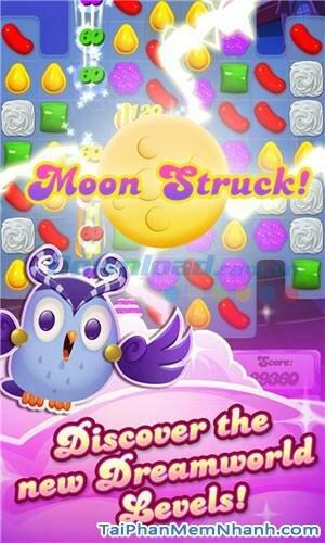 Hình 3 Tải trò chơi Candy Crush Saga cho Windows Phone