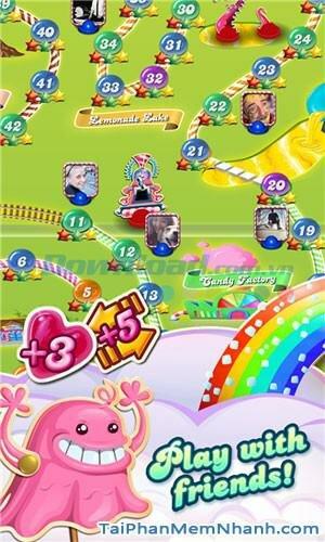 Hình 4 Tải trò chơi Candy Crush Saga cho Windows Phone