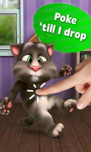 Hình 3 Tải trò chơi Talking Tom Cat 2 cho Windows Phone