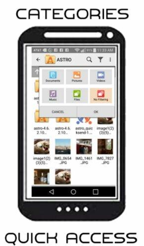 Hình 3 Tải ASTRO File Manager - Ứng dụng quản lý tập tin cho Android