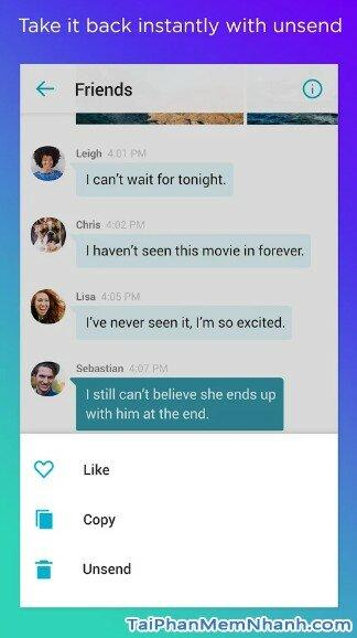 Hình 2 Tải Yahoo Messenger - Ứng dụng nhắn tin miễn phí cho Android