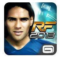 Hình 1 Tải trò chơi online Real Football cho Android