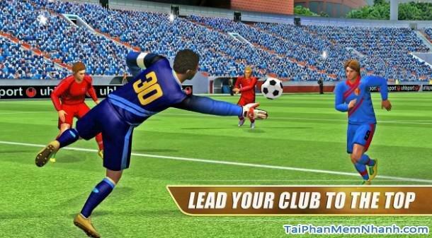 Hình 2 Tải trò chơi online Real Football cho Android