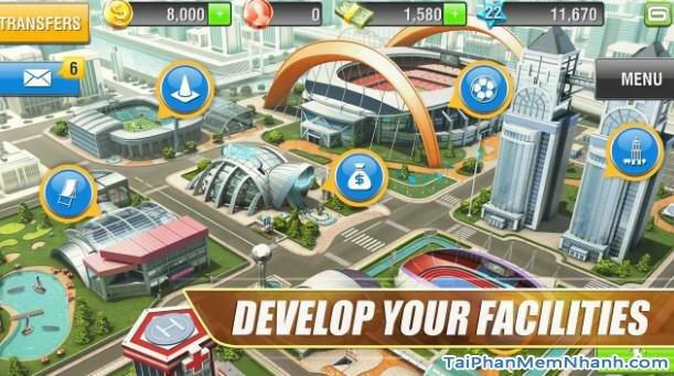 Hình 4 Tải trò chơi online Real Football cho Android