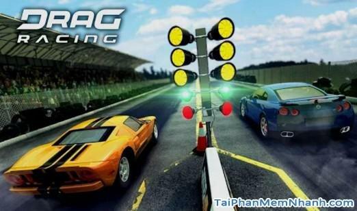 Hình 2 Tải trò chơi đua xe Drag Racing cho Android