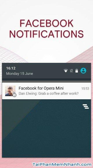 Hình 4 Tải ứng dụng trình duyệt Web Opera Mini cho Android