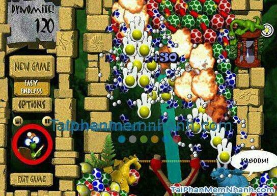 Hình 2 Tải trò chơi bắn trứng Dynomite cho Windows