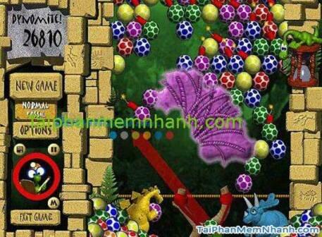 Hình 3 Tải trò chơi bắn trứng Dynomite cho Windows