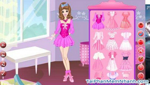 Hình 4 Tải game Dress Up: Hime - Game thời trang cho Windows 10