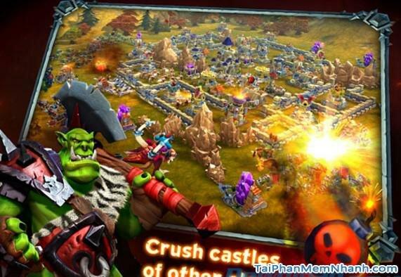 Hình 3 Tải game đế chế chiến lược 3D WarMach cho Windows