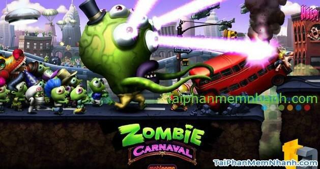 Hình 3 Tải trò chơi Zombie Tsunami cho máy tính Windows 8
