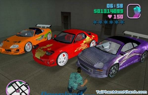 Hình 2 Tải Grand Theft Auto: Vice City Ultimate Vice City mod cho Windows