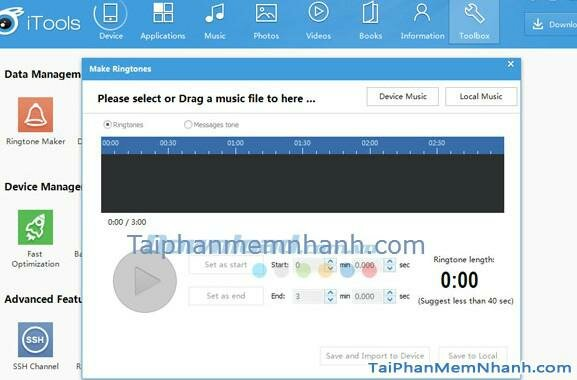 Hình 2 Tải iTools - Phần mềm tải dữ liệu từ Windows cho iPhone, iPad