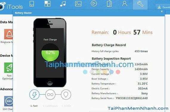 Hình 7 Tải iTools - Phần mềm tải dữ liệu từ Windows cho iPhone, iPad