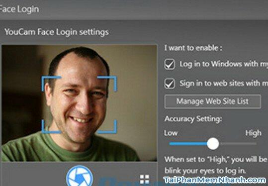 Hình 10 Tải phần mềm CyberLink YouCam cho Windows