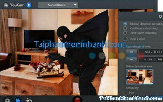 Hình 11 Tải phần mềm CyberLink YouCam cho Windows