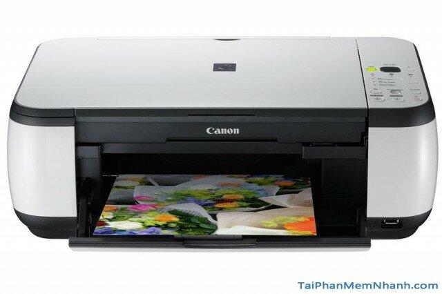 Tải phần mềm driver máy in Canon MP250 cho Windows