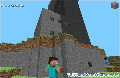 Hình 2 Tải trò chơi những hình vuông kỳ diệu Minecraft cho Windows