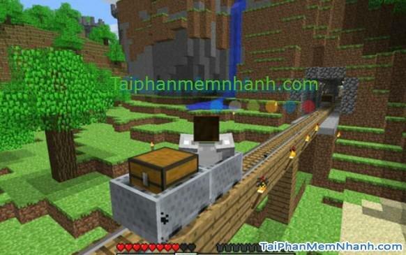 Hình 3 Tải trò chơi những hình vuông kỳ diệu Minecraft cho Windows