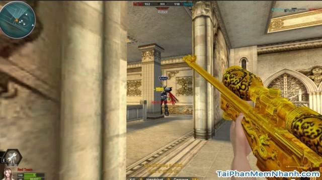 hình ảnh game xạ thủ