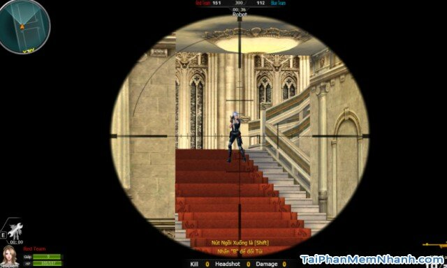 game xạ thủ - game bắn súng việt nam