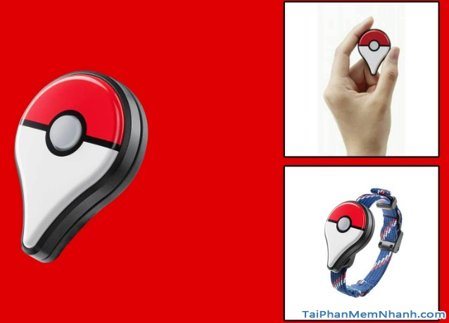 Thiết bị Pokemon Go Plus