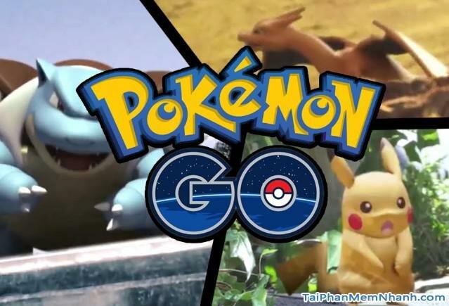 Tải Pokemon Go