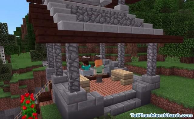Hình 4 Tải trò chơi những hình vuông kỳ diệu Minecraft cho Windows