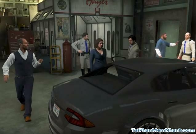 đồ họa Grand Theft Auto rất chân thật