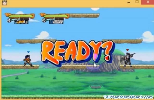 Hình 2 Tải trò chơi  Naruto: Ninja Way 9+ cho Windows