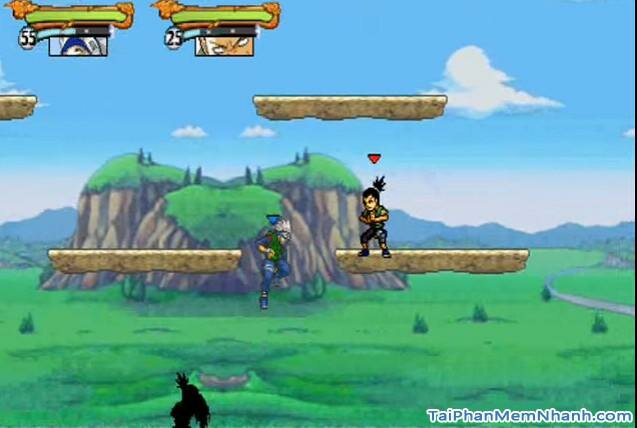 ảnh chụp game naruno ninja 9+