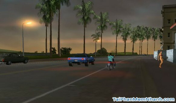 tải game grand theft Auto: vince city cho android