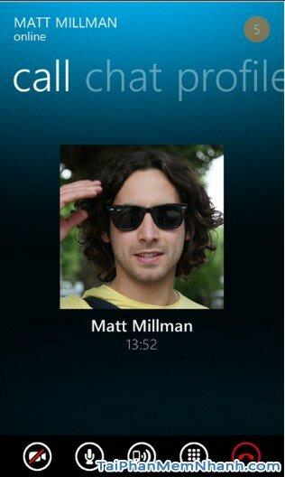 tải skype cho Windows Phone - Hình 5