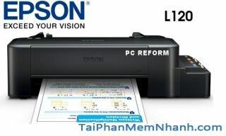 hình máy in epson l120
