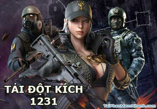 Tải game đột kích 1231 mới nhất từ VTC Game