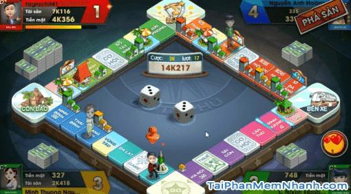 Tìm hiểu về bàn cờ tỷ phú trong game