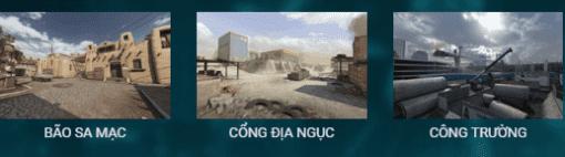 bản đồ game xuất kích 1